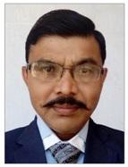 Shri R B Chauhan