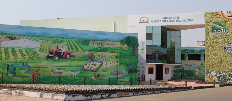 Sardar Patel Agricultural Educational Museum, Anand