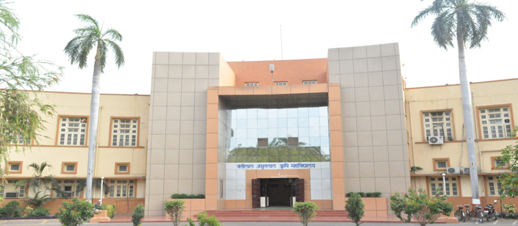 B A College of Agriculture, Anand