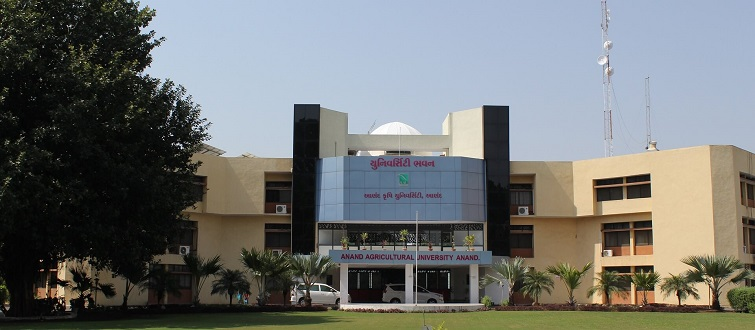 Welcome to Anand Agricultural University