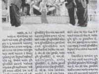 આણંદ કૃષિ યુનિવર્સીટી દ્વારા પ.પૂ. મહંતસ્વામી મહારાજનું વિશિષ્ટ સન્માન કરાયું